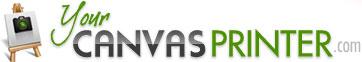 Your Canvas Printer Logo